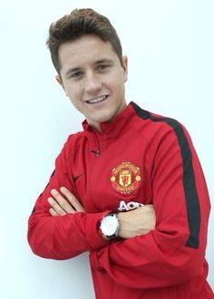 Ander Herrera.. Welcome to Manchester United!