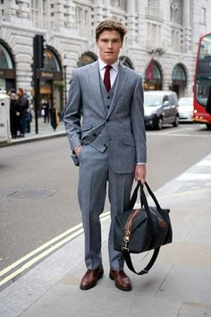 Oliver Cheshire style.