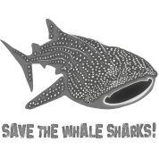 save the whale shark sharks hoodie