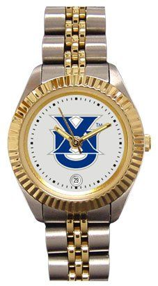 Xavier University Musketeers Ladies Executive Stainless Steel Sports Watch by SunTime. $149.99