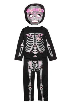 Le Ragazze Da Donna Halloween Teschio A Righe OTK Calze Costume Calze Party Zombie