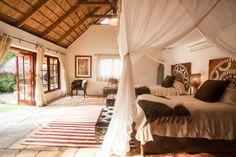 Tongabezi is a luxury safari lodge near Victoria Falls in Zambia. This award winning lodge is a romantic hideaway on the banks of the Zambezi River.