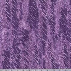 The Very Hungry Caterpillar Scribble Purple from @fabricdotcom  Designed by Eric Carle for Andover Fabrics, this color palette includes lavender and purple. Use this fabric collection to create a unique quilt, children's fashion apparel and accessories or home décor.