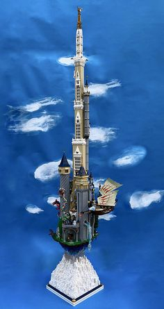 Castle Lorinean (Castle in the Clouds)   by fraserratzlaff