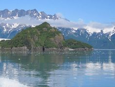 kenai fjords national park in alaska.