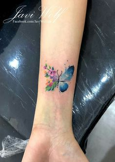 The blue half of the butterfly needs to be Purple for M'Leah. ITP