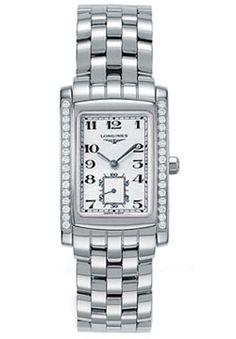 Swiss Longines Dolce Vita Stainless Steel Lady's Replica Watch L5.155.0.73.6