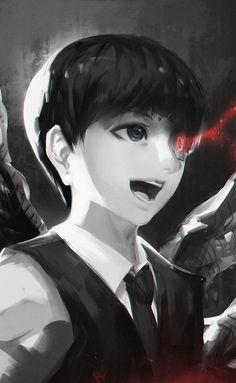 Kaneki Ken [Black] by jimmyjxia on DeviantArt