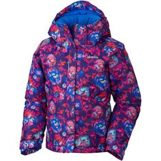 Columbia Flurry Flash Jacket - Girls'   Backcountry.com