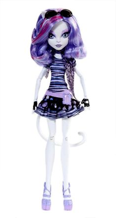 A look at all the characters from Monster High. We take a look at some of the dolls and give you a list of all the characters to have appeared in Monster High. New Monster High Dolls, Monster High Wiki, Monster High Characters, Love Monster, Monster High Repaint, Monster High Birthday, Monster High Party, Catty Noir, Cool Monsters