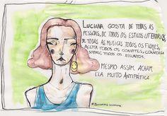 Verônica Vilena // Inventário de Tipos Humanos