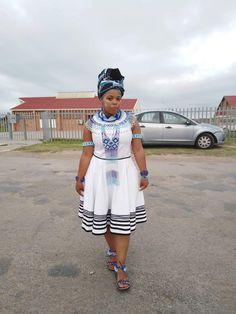 Xhosa Attire, African Attire, African Fashion Dresses, African Bridal Dress, African Dress, Bridal Dresses, Shweshwe Dresses, African Traditional Dresses, Weeding