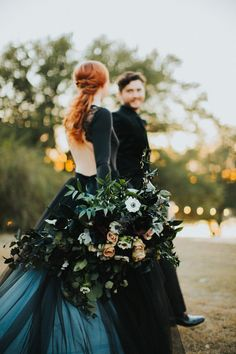 The amazing How To Have A Dark And Dramatic Themed Wedding Within Dark Wedding images below, is part of Dark Wedding report which is arranged within Wedding Ideas and posted at January Victorian Wedding Themes, Black Wedding Themes, Blue Wedding Dresses, Gothic Wedding, Dream Wedding, Grunge Wedding, Jazz Wedding, Edgy Wedding, Colored Wedding Dress