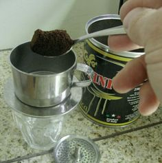 Vietnamese Coffee tutorial