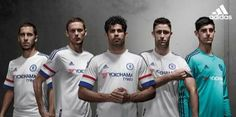 CHELSEA AWAY KIT FOR THE 2015/2016 SEASON #CFC