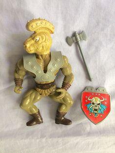 vintage 80s dino-man galaxy warrior action figure sewco motu ko fighter he-man!! from $37.91