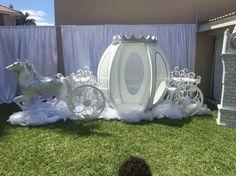 Bella's Cinderella party  | CatchMyParty.com