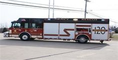 Alexandria Fire Department (KY)   Rescue Co 120  Heavy Resue Company 2009 Spartan  6 Hydraulic Rescue Tools System  Technical Rescue Equipment  http://setcomcorp.com/firewireless.html