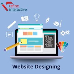 A leading website design company in Pune . Cost-effective solutions for your business. Krimed technology is a professional Web Design Company in pune to provide high quality & cost effective Website Design. Design Plat, Design Café, Design Logo, Web Design Agency, Design Poster, Best Web Design, Flat Design, Design Ideas, Graphic Design