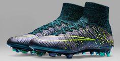 Blue Nike Mercurial Superfly 2015-2016 Boots Released - Footy Headlines