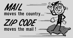 July 1, 1963 The U.S. Post Office introduced five-digit ZIP codes.