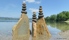 Stone balance composition in Hungary by tamas kanya