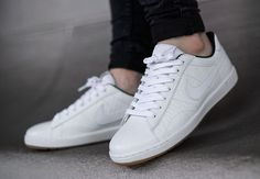 An On-Foot Look At The Nike Tennis Classic Ultra