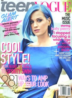 Teen Vogue - May 2012 Cover