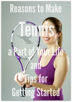Reasons to Make Tennis a Part of Your Life and Tips for Getting Started @theurbannatura1 : Featured Post on Turn it up Tuesdays