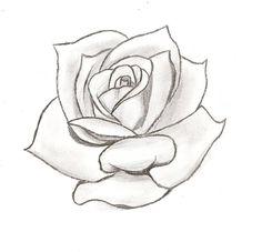 Rose Tattoo Stencil  Designs