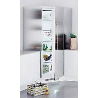 Dette kjølehjørnet fra Norcool gir deg maksimalt med avkjølt lagringsplass på kjøkkenet. Energiklasse A+.
