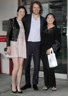 Cait, Sam and Diana