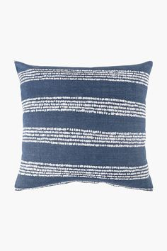Printed Bahri Dots Scatter Cushion, 45x45cm - Shop New In - Home Déco Scatter Cushions, Throw Pillows, Home Decor Shops, Prints, Dots, Design, Stitches, Toss Pillows, Small Cushions