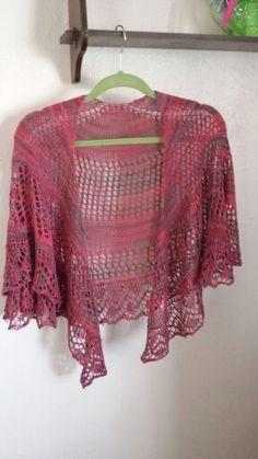 Spring shawl. Waltzing Mathilda.
