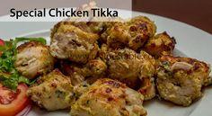 Special Chicken Tikka Recipe - Recipes Table