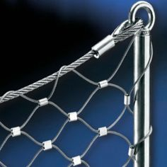 stainless steel woven mesh,stainless steel cable netting-Anping Yuntong Metal Mesh Co. Bird Netting, Mesh Netting, Wire Mesh Screen, Stainless Steel Cable, Dog Travel, Metal Mesh, Fence Design, Aluminium Alloy, Copper Wire