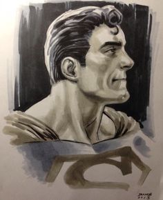 Superman by Darryl Banks.