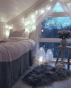 #house #home #bedroom #bedroomideas #decor #bed #view