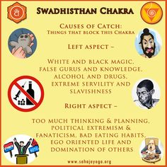 Causes of catches or blocks - Swadhitana chakra Sahaja Yoga Meditation, Shri Mataji, Second Chakra, Best Resolution, Self Care Routine, Chakra Healing, Ganesh, Chakras, Hana