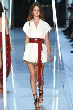 Alexandre Vauthier Fall 2015 Couture Fashion Show - Ophelie Guillermand (Women)