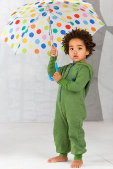 AlbaBabY Dally Jumpsuit green