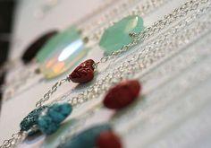 Handmade Jewelry : Handmade Bracelets, Handcrafted Necklaces, Handmade Earrings - Hollywood Jewelry California - Romeo & Jewels
