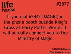 Photo (1000 Life Hacks) <<< wouldn't you love the have that job? Just waiting for someone to call that?