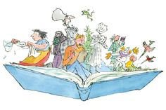 'I would find myself forging my own work': Quentin Blake on how he came to found the House of Illustration