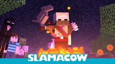 Skeleton Encounter - Minecraft Animation - Slamacow - YouTube