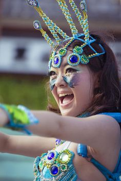 The Asakusa Samba Carnival is one of Tokyo's more lively and popular summer festivals in Japan.