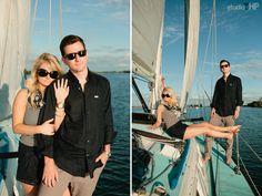sailboat engagement photo  studioTHP.com