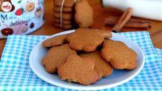 Zencefilli Tarçınlı Kurabiye (Kış Kurabiyesi) (videolu) - Nefis Yemek Tarifleri Gingerbread Cookies, Desserts, Food, Instagram, Gingerbread Cupcakes, Tailgate Desserts, Deserts, Essen, Postres