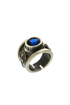 Sterling Silver 925 Quartz Handmade Silver, Class Ring, Gemstone Rings, Rings For Men, Quartz, Gemstones, Sterling Silver, Gold, Jewelry
