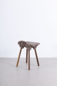 Well Proven Stool By Marjan Van Aubel And James Shaw @transnaturalart Nice Design
